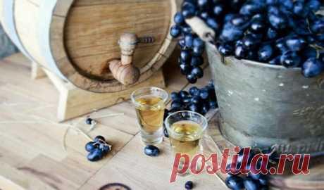 Чача из винограда в домашних условиях – лучшие и простые грузинские рецепты | V-Georgia |