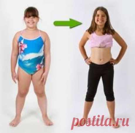 Как быстро похудеть подростку —  лишним весом может страдать человек любого возраста. У детей избыточная масса тела возникает в результате неправильного и неполноценного питания, отсутствия физических нагрузок. Исправив погрешности в питании и увеличив расход калорий, подростку удастся похудеть за неделю на 1-1,5 кг. В возрасте 13-16 лет лишние килограммы уходят быстро благодаря интенсивному обмену веществ.