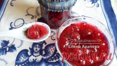 Прозрачное варенье из райских яблок - рецепт с фото пошагово.