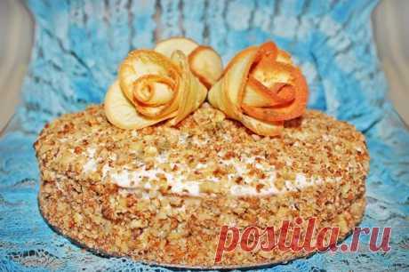 Торт Анечка рецепт с фото пошагово - 1000.menu