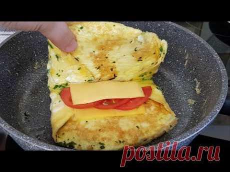 Вкусно,Недорого и Сытно! Горячие бутерброды На Завтрак Съедается в один миг!