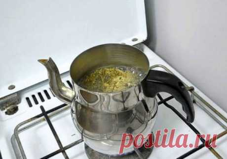 Чай для глубокой чистки сосудов, который растворяет соли — ХОЗЯЮШКА24