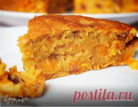Греческий тыквенный пирог рецепт 👌 с фото пошаговый
