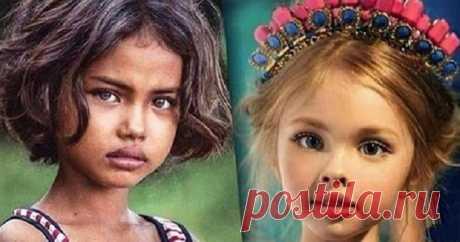 15 очень красивых детей, которые заставят дрогнуть даже каменное сердце Каждый ребенок красив. И это, конечно, бесспорно. Однако есть такие малыши, глядя на которых сердце так и сжимается, настолько они красивы