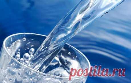 Пять способов сделать обычную воду эликсиром здоровья | Всегда в форме!