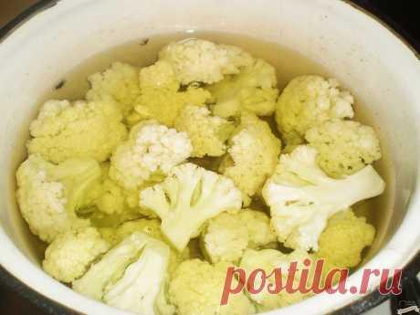 Как приготовить самую обалденную цветную капусту в мире: такой вкусноты я не пробовала!