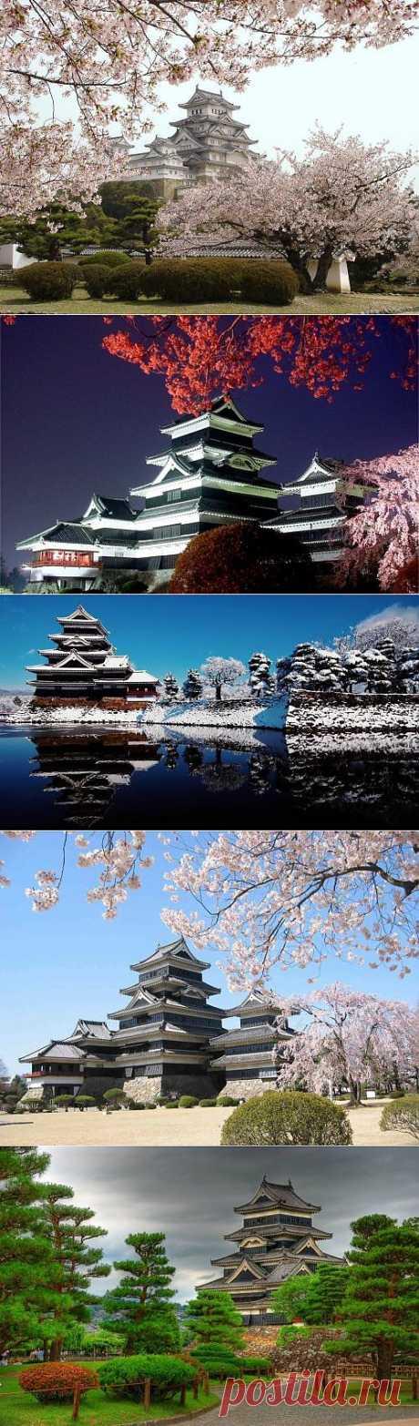 Замок Мацумото - самый красивый замок в Японии / Туристический спутник
