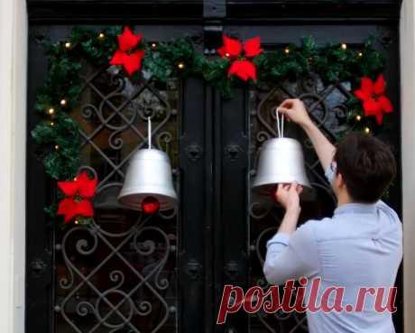 Пора украшать дом к празднику. 3 классные идеи для новогоднего настроения!