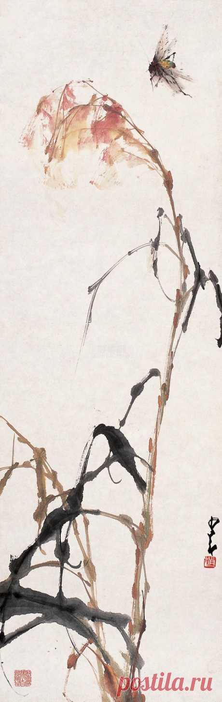 Zhao Shao'ang (1905-1998) (620 работ) » Страница 11 » Картины, художники, фотографы на Nevsepic