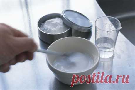 Шампунь с содой: секреты применения и преимущества . Милая Я