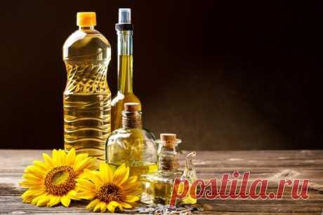 Как определить качественное растительное масло