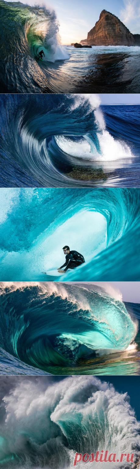 Победители конкурса фотографий серфинга Nikon Surf Photography Awards 2020