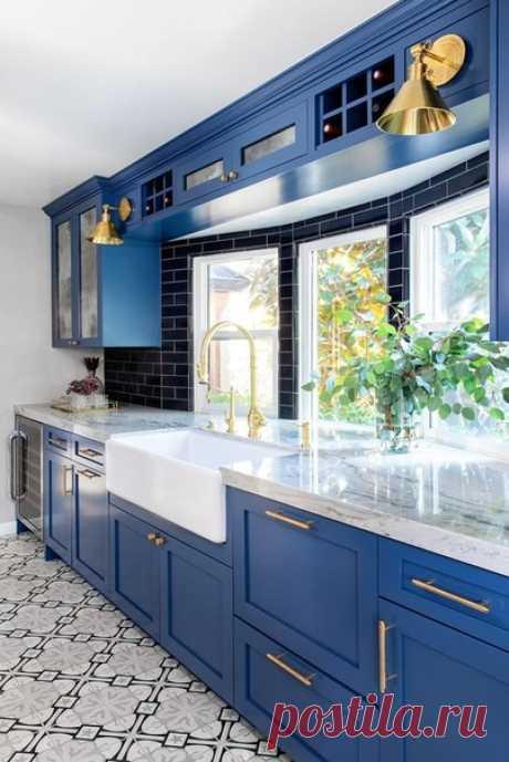 синняя кухня