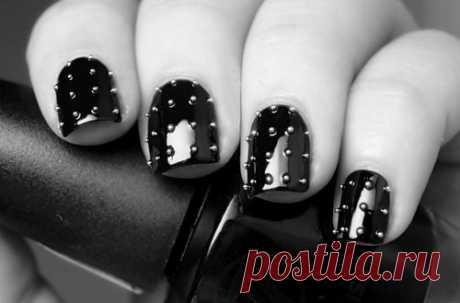 Шипы на ... ногтях! / Макияж/Маникюр / Модный сайт о стильной переделке одежды и интерьера
