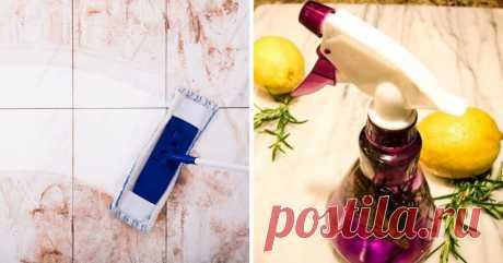 Crea tu propio limpiador de pisos casero y ecológico – Hoy En Belleza