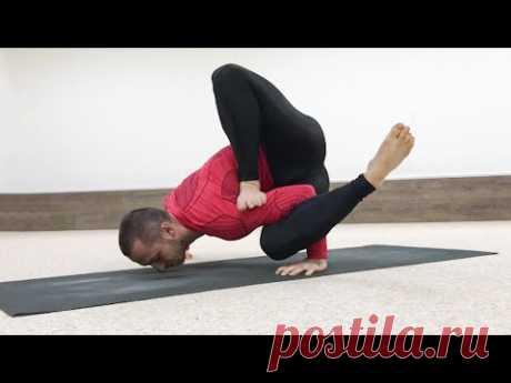 Йога поможет тебе быть здоровым, сильным и энергичным ⭐ SLAVYOGA
