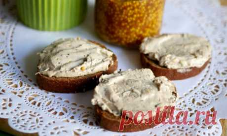Намазка на хлеб за 2 минуты: теперь ем вместо масла