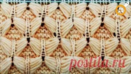 Модель вязания Butterfly Valley - отличный пример жилета, кардигана, свитера - Hobby Works