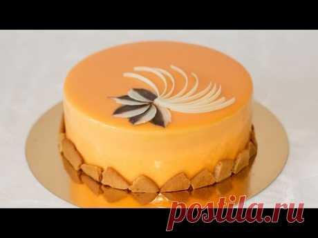 Медовик муссовый или медовый торт по-новому| Honey Mousse Cake Recipe — Яндекс.Видео