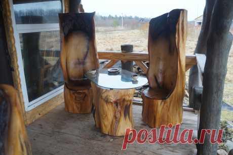 Комплект мебели, 4 предмета, ясень.