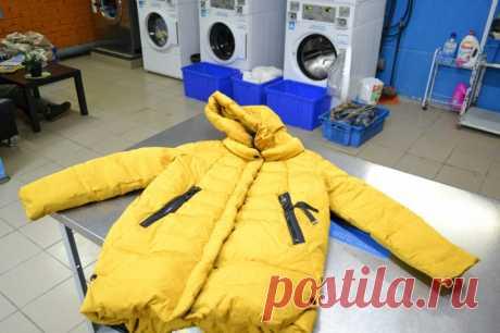Как удалить загрязнения с засаленных мест куртки