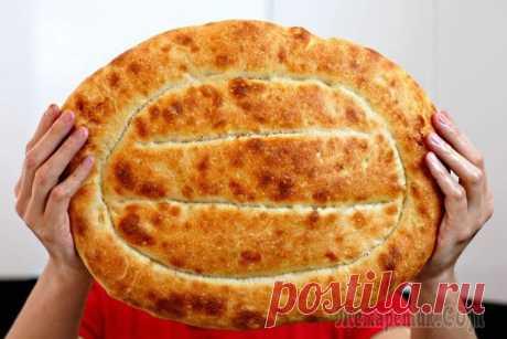 Получится у каждого! Очень вкусный домашний хлеб – армянский хлеб Матнакаш Сегодня хочу поделиться с вами рецептом очень вкусного домашнего хлеба. Не могу сказать, что это аутентичный армянский рецепт Матнакаша, но с уверенностью скажу, что получается безумно вкусный хлеб, а...