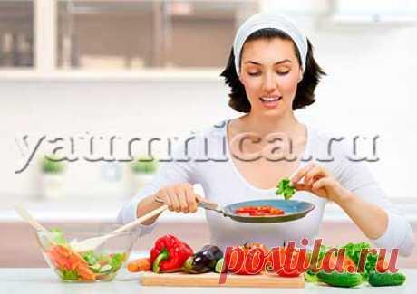 Основные правила приема пищи: советы, рекомендации