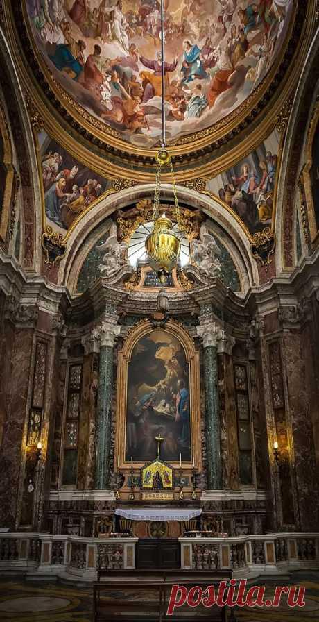 Church of St Ignatius, Rome, Italy 500px.com  |  Pinterest • Всемирный каталог идей