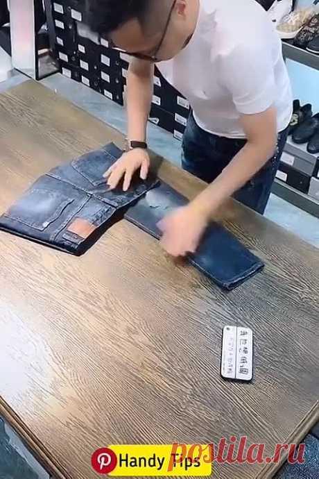 Las astucias útiles con la ropa