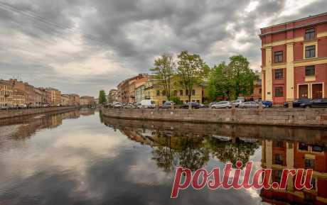 Фотография В разрывах облаков. из раздела город №6506348 - фото.сайт - Photosight.ru