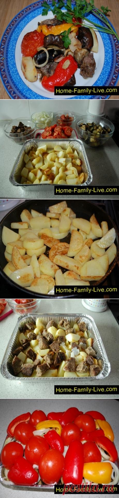 Чанах/Сайт с пошаговыми рецептами с фото для тех кто любит готовить