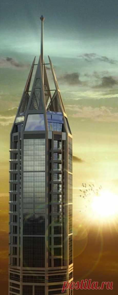 23 Marina (Residential Skycraper), Dubai