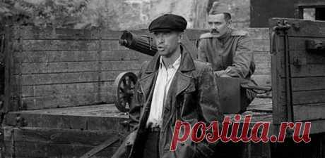 «Ликвидация» или гроза одесских бандитов — Давид Курлянд