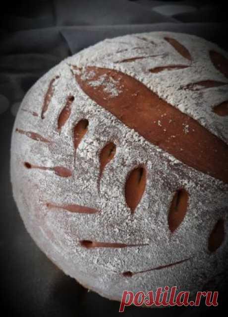 Пшеничный хлеб.