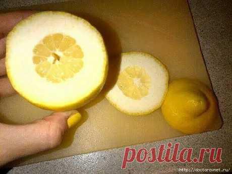 Почему стоит пить воду с лимоном?