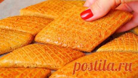 Сытно и вкусно: Быстрый рецепт медового печенья