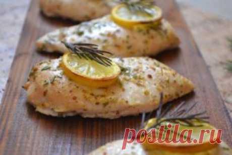 Топ-6 Las recetas de las marinadas más acertadas para la pechuga de pollo