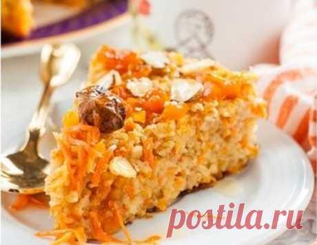 Морковная запеканка пофински - рецепт приготовления с фото от Maggi.ru