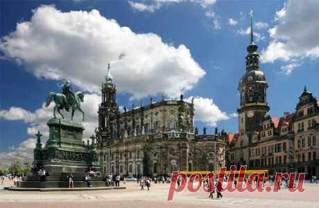 9 мест в Дрездене, которые непременно стоит увидеть Сами немцы любят называть этот город «Флоренцией на Эльбе». Театральная площадь С этой площади у многих начинается знакомство с Дрезденом. Она напоминает об имперском прошлом города. Стоя на ней, можн...