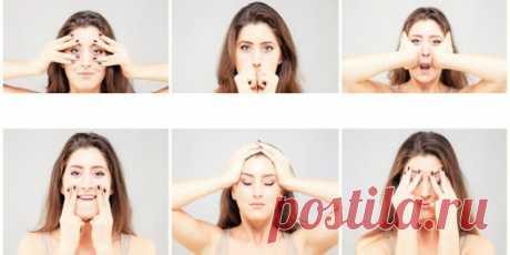 Йога для лица: омоложение без постороннего медицинского вмешательства