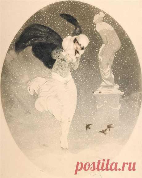 Louis Icart - France 1888/1950