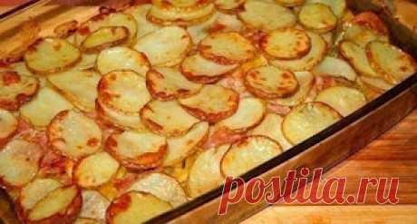 Лучшие кулинарные рецепты : Блюда из картофеля