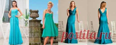 Какие выбрать платья для подружек невесты?
