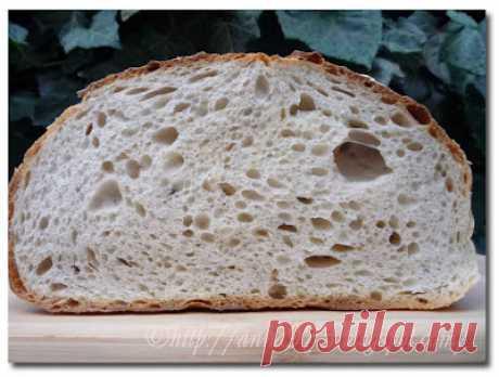 Франзуский хлеб - Pain au Lavain (Jeffrey Hamelman) | Выпечка хлеба и не только...