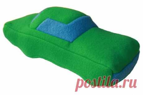 Подушка игрушка автомобиль Lincoln Continental Выкройка.