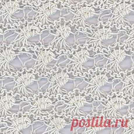 Какие есть красивые схемы узоров для вязания спицами?