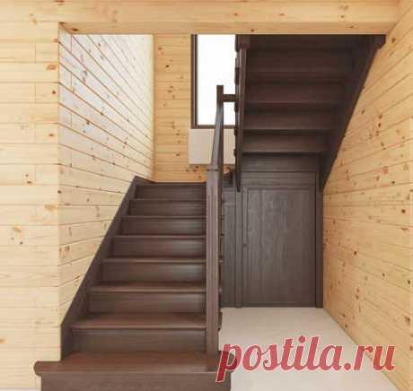 Виды лестниц на второй этаж или мансарду в частном доме: Из дерева или металла, типы конструкции +Фото и Видео