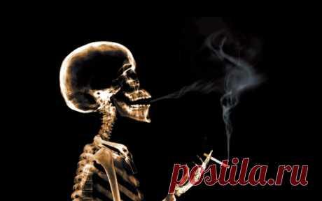 ВОТ что происходит, когда ты бросаешь курить. Твое тело реагирует очень быстро!