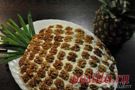 Салат с копченой курицей и ананасами: 8 рецептов к празднику |