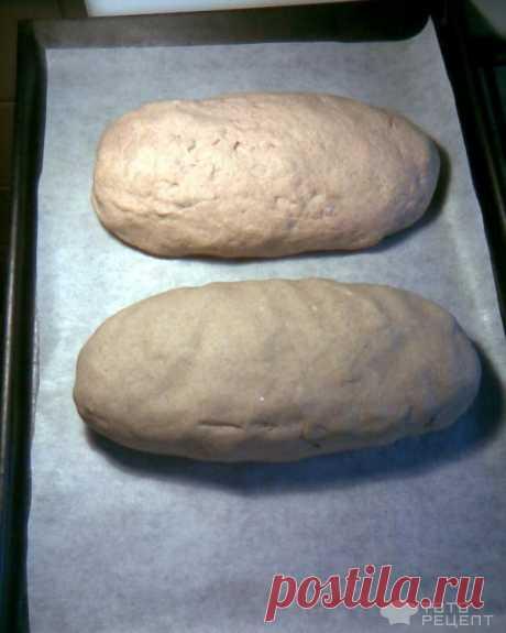 Рецепт: Цельнозерновой хлеб на твердой закваске | в духовке